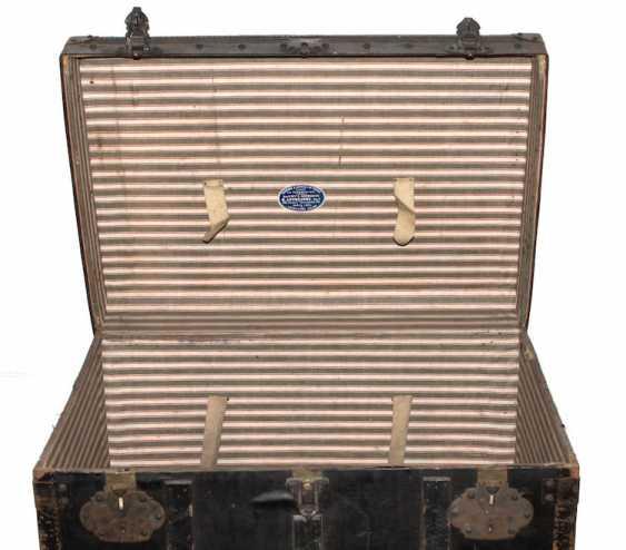large suitcase around 1890 - photo 3