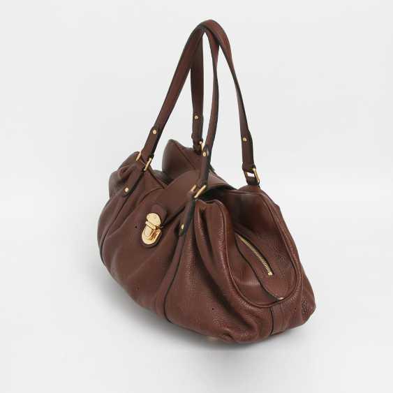 """LOUIS VUITTON exclusive shoulder bag """"LUNAR GM"""", collection 2009. - photo 2"""