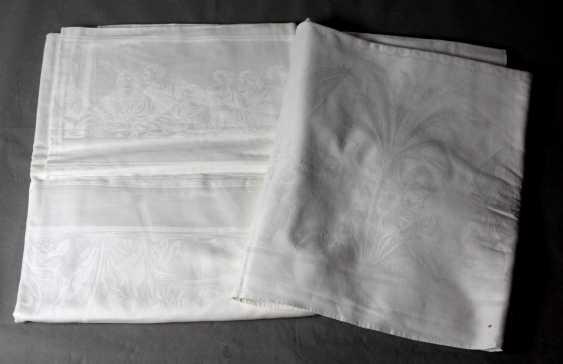 2 Table Cloths Sacrament - photo 1