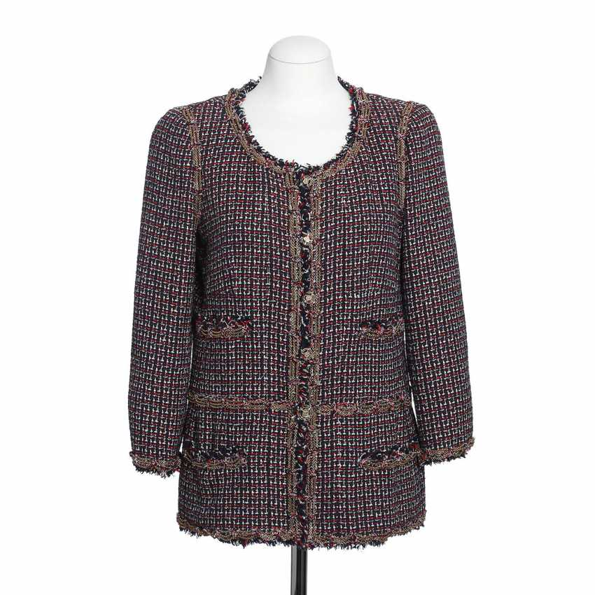 CHANEL exquisite lang jacket, size 36/38. - photo 1