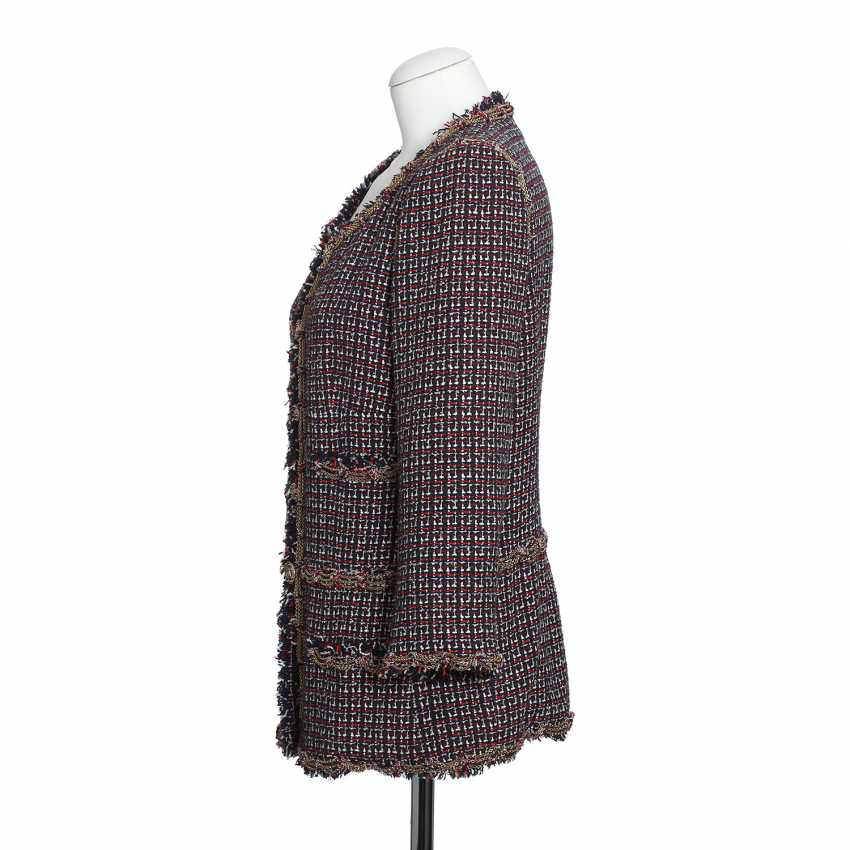 CHANEL exquisite lang jacket, size 36/38. - photo 3