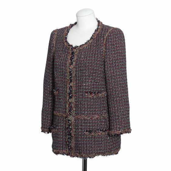 CHANEL exquisite lang jacket, size 36/38. - photo 2