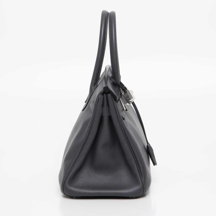 "HERMÈS exclusive It-Bag ""BIRKIN BAG 30"", collection 2009. - photo 2"