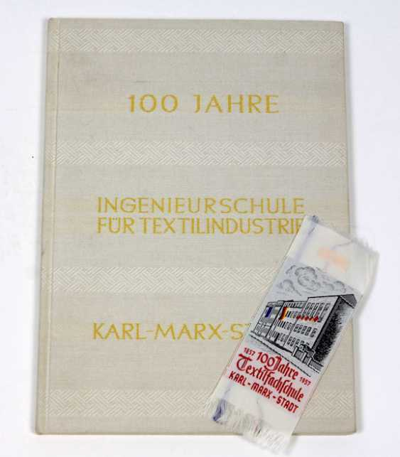 100 Лет Текстильной Промышленности 1957 - фото 1