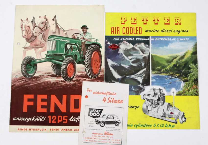 Fendt - motors and other - photo 1