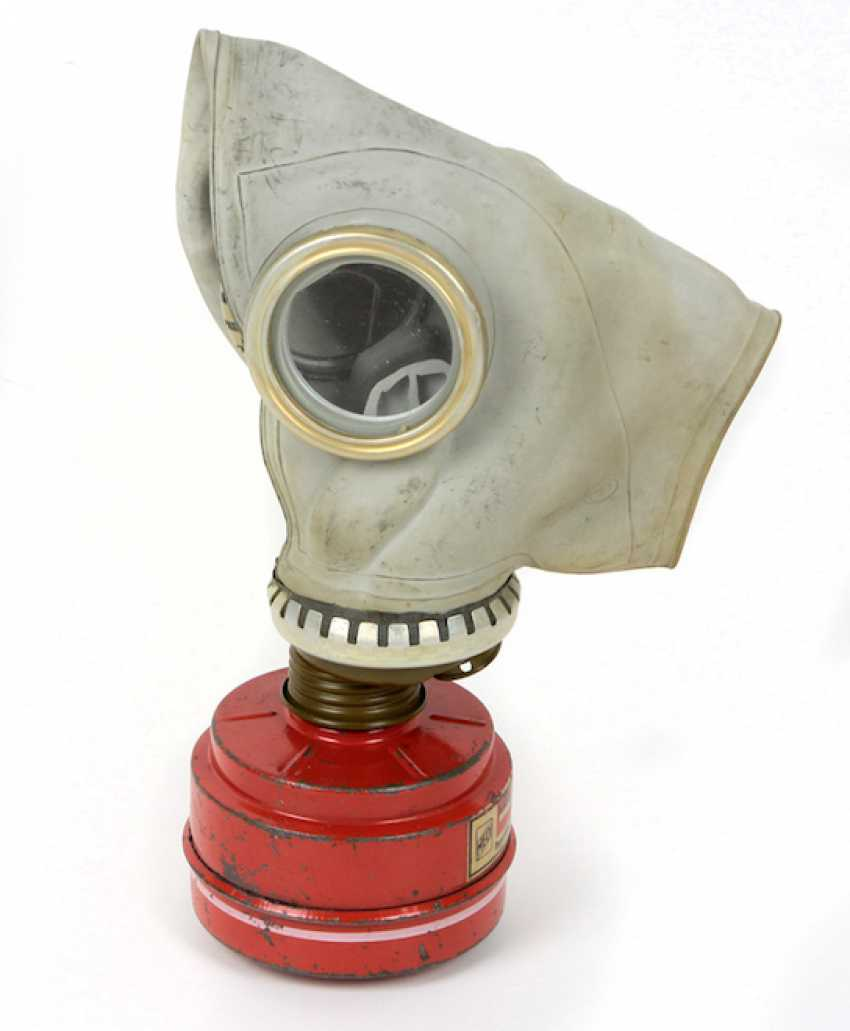 Gasmaske - photo 1