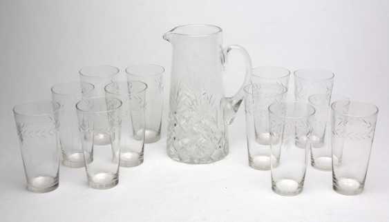 Schenk jug & Cup set - photo 1