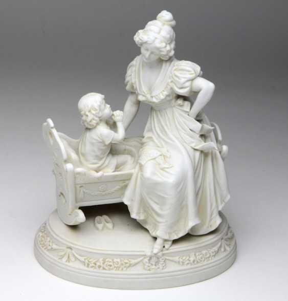 Porcelain figurine - photo 1