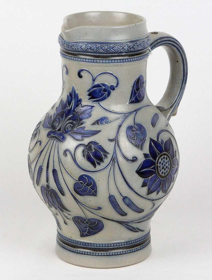 Historicism jug around 1880 - photo 1