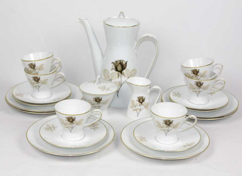 Coffee service for 6 persons, Rosenthal - photo 1