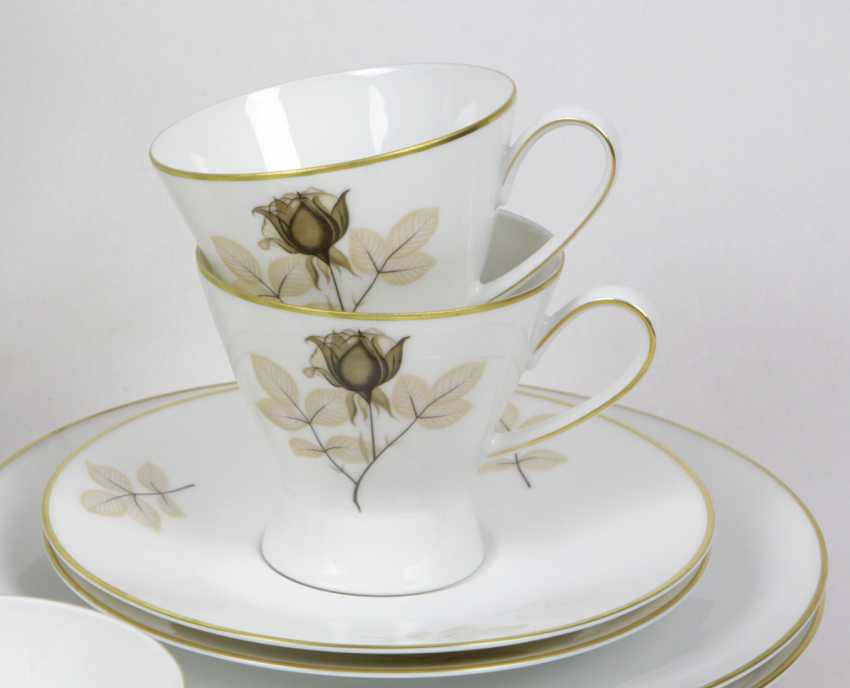 Coffee service for 6 persons, Rosenthal - photo 2