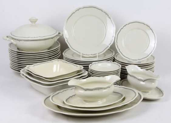 Hutschenreuther dinner service 1930s - photo 1