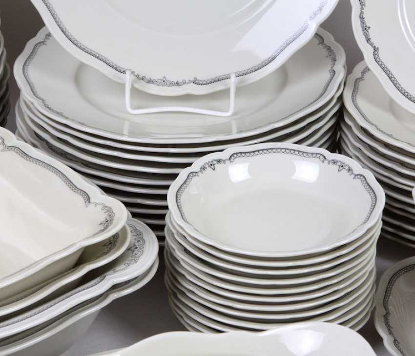 Hutschenreuther dinner service 1930s - photo 2