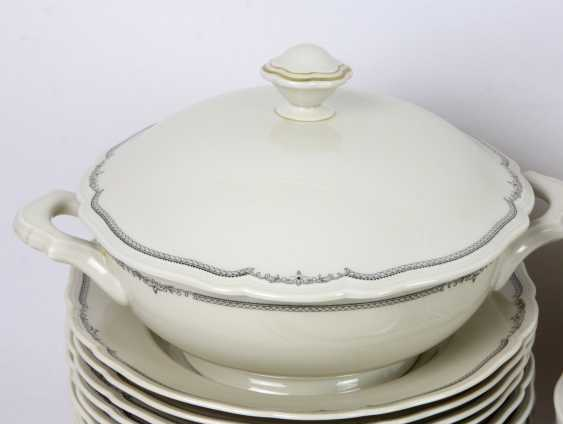 Hutschenreuther dinner service 1930s - photo 3