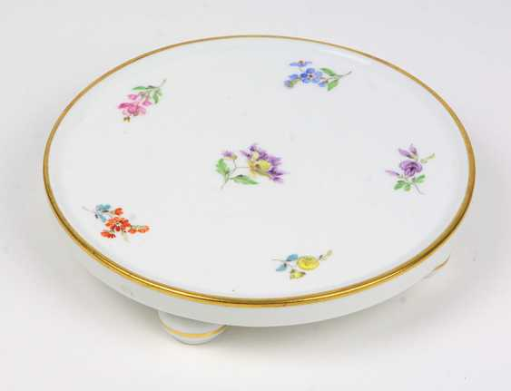 Meissen Coasters *Scattered Flowers* - photo 1