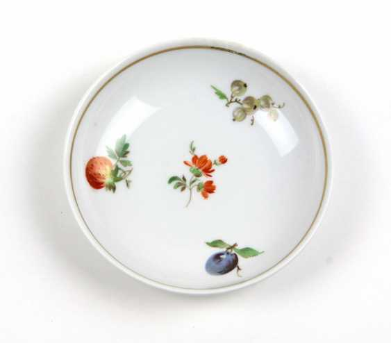 Meissen Bowl *Fruit Design* - photo 1
