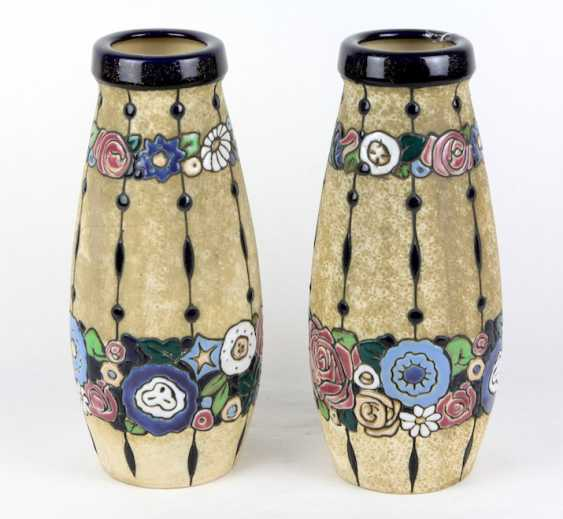 Vase pair *Amphora* 1930s - photo 1