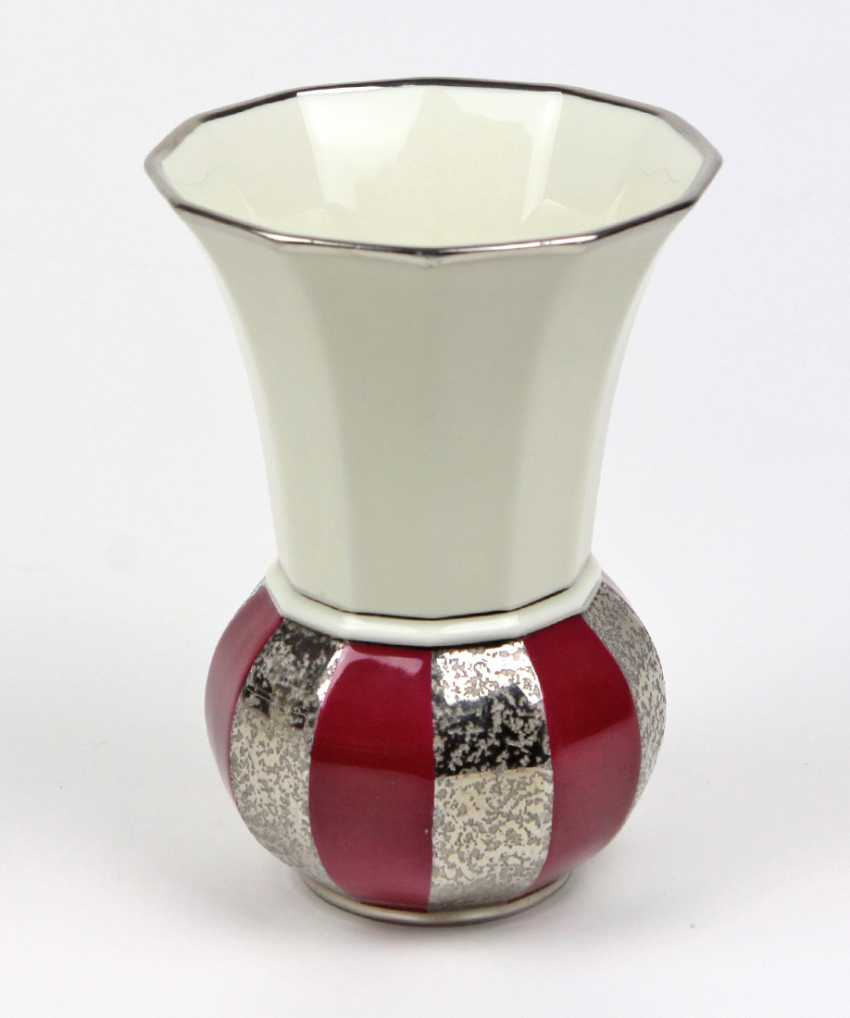 Art Deco Vase um 1925 - photo 1