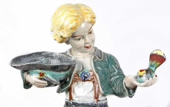 great Viennese ceramic figure of 1930s - photo 4