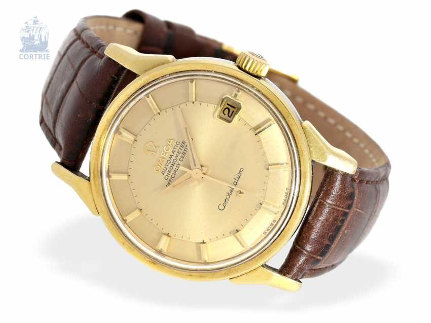 """Watch: rare Omega Constellation Automatic chronometer """"Pie-Pan"""", Ref.168.005 by 1966, very good original condition - photo 1"""