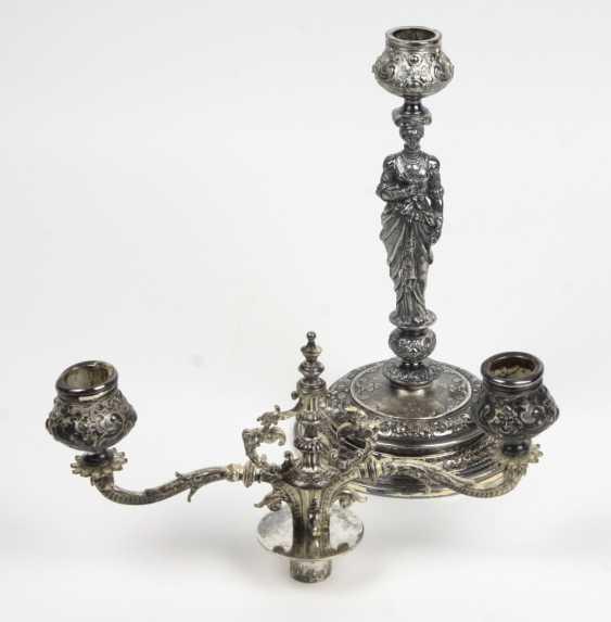 WMF figure chandelier circa 1890 - photo 4