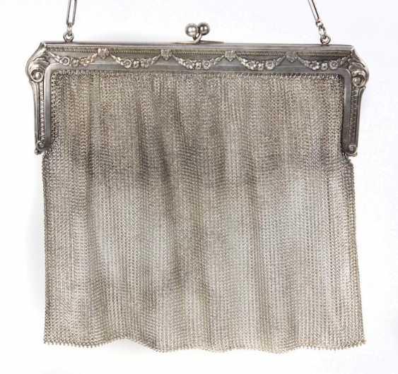 Chain Bag - Silver 925 - photo 1