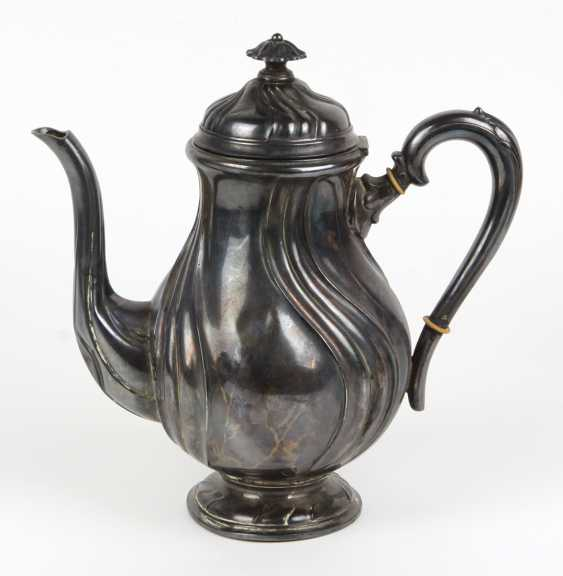 Coffee Pot - Silver 830 - photo 1