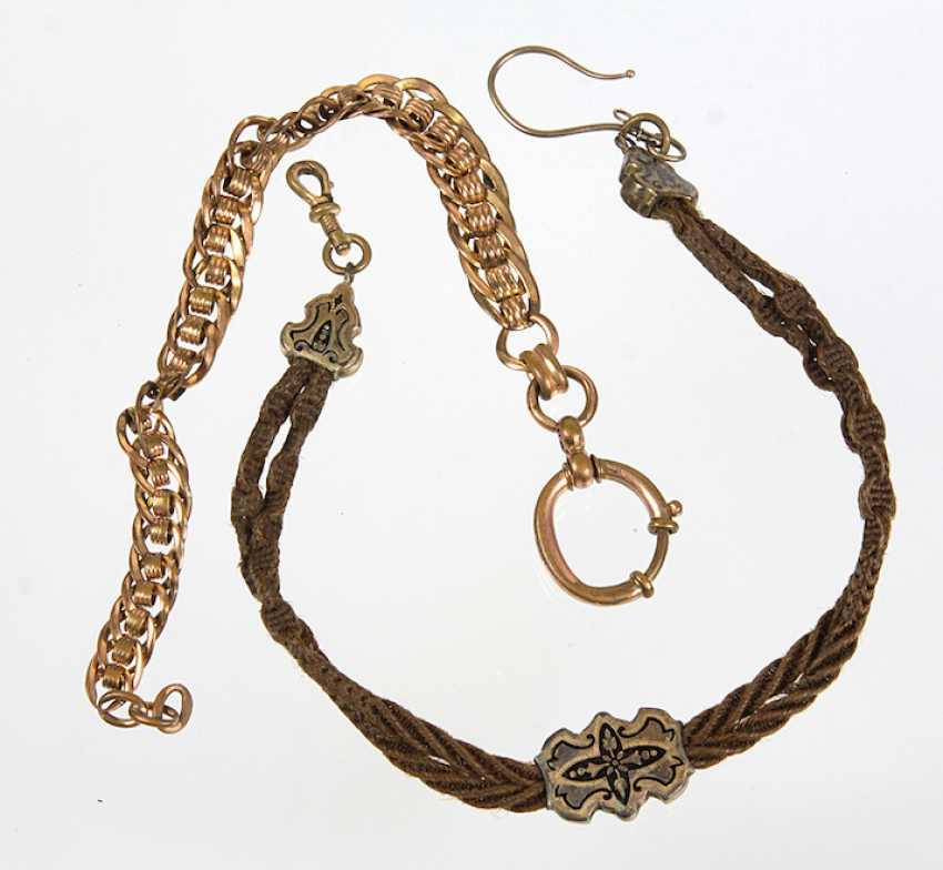 2 watch chains - photo 1