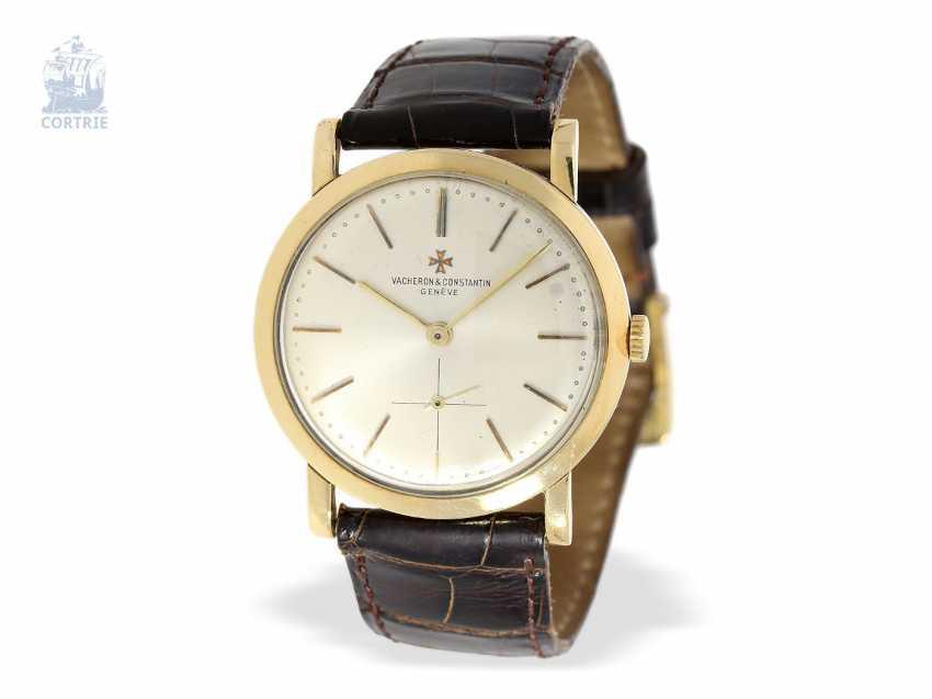 Montre-bracelet: début de Vacheron & Constantin Montre, autour de 1950 - photo 1