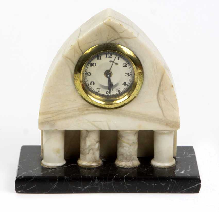 Art Deco Table Clock - photo 1