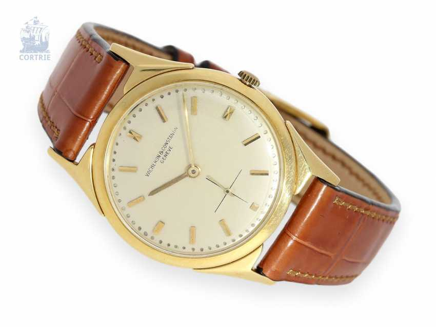 Watch: elegant vintage mens watch, Vacheron & Constantin Ref.6068, approx 1955 - photo 1