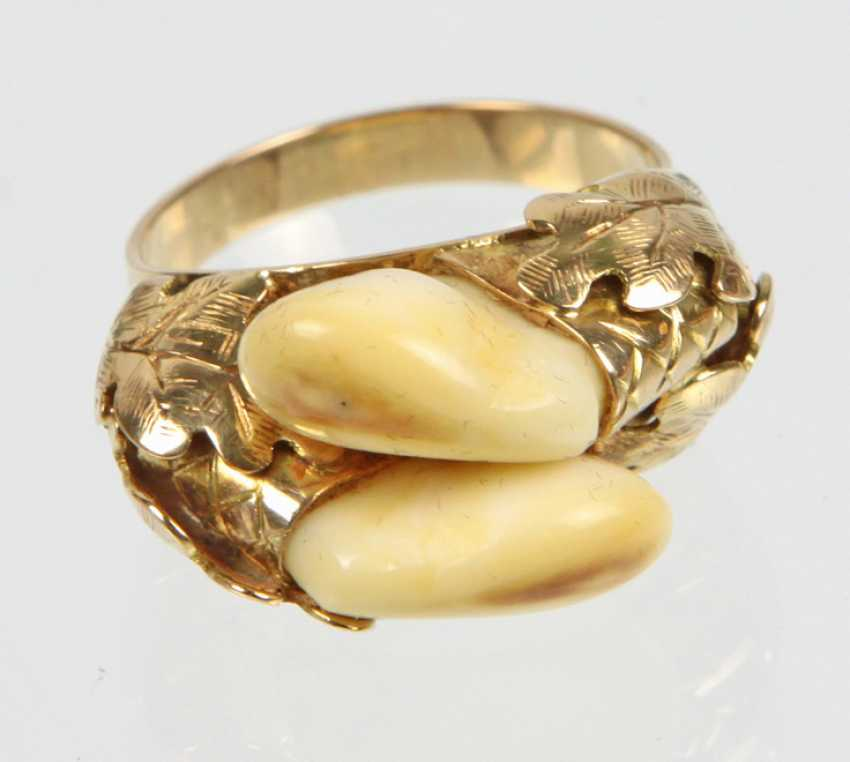 Grandel Ring - Gelbgold 585 - photo 1