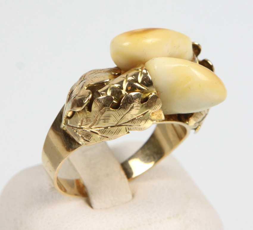 Grandel Ring - Gelbgold 585 - photo 2