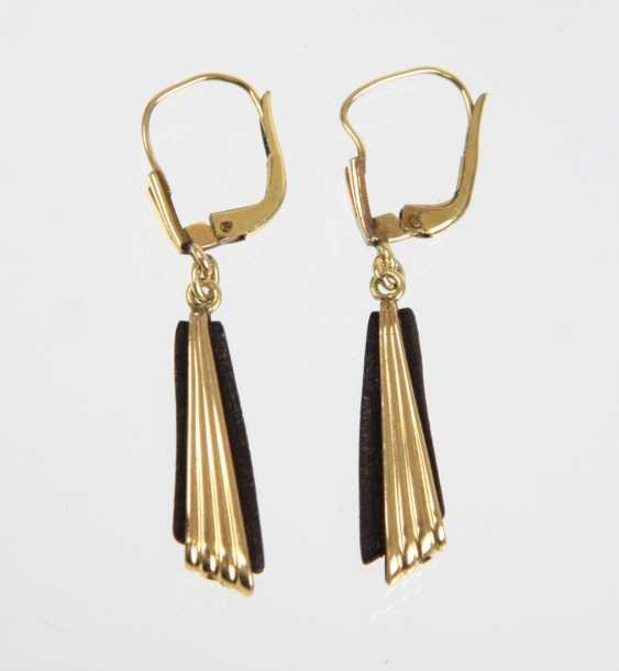 Art Deco Earrings - photo 1