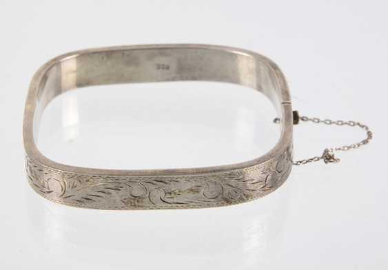 hand-crafted bangle - photo 1