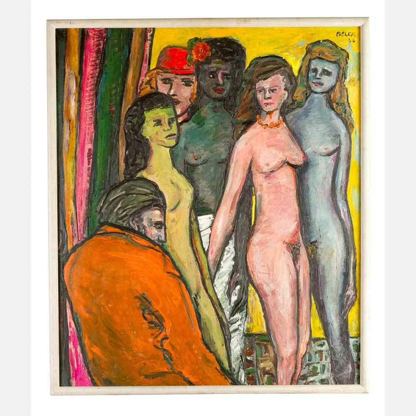Georg Eisler (1928-1998)-attributed