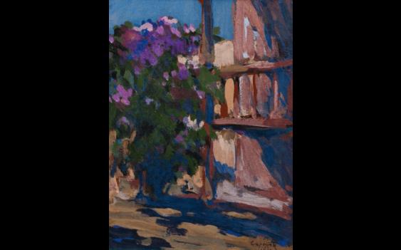 SARIAN MARTIROS SERGUÉEVITCH (1880-1972)