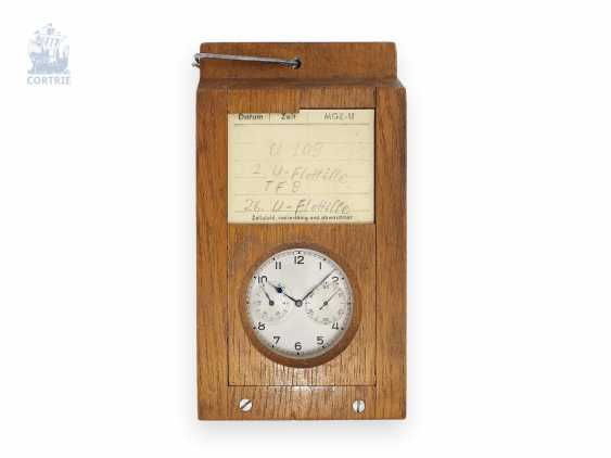 Pocket watch: A. Lange & Söhne Watch of the German Navy, No. 202587, Glashütte 1944 - photo 1