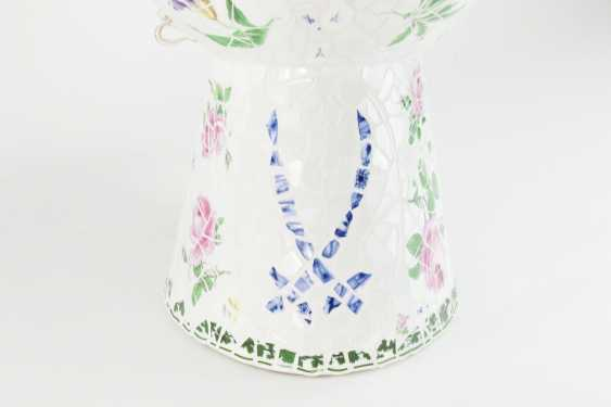 Toilet bowl Meissen porcelain pieces, one of a kind, artist made, one of a kind!!! - photo 6