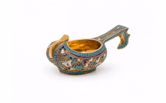 KOVSH, ATTRIBUTED TO FABERGÉ - photo 1