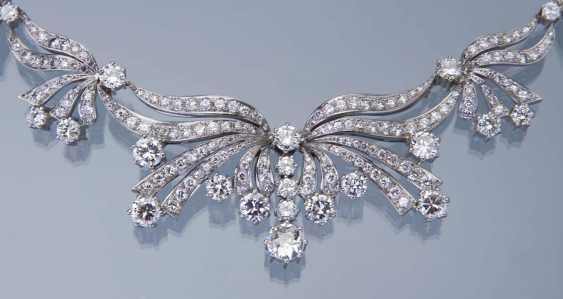 Luxurious Brillant-Collier. - photo 2