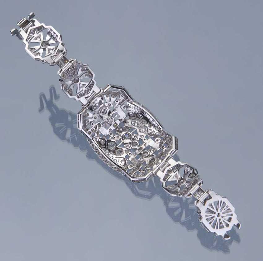 Luxurious Brilliant Bracelet. - photo 4
