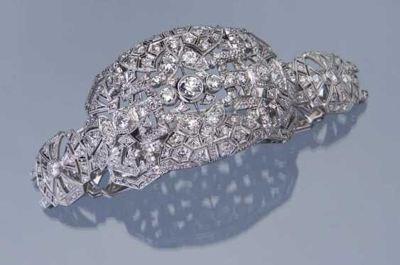 Luxurious Brilliant Bracelet. - photo 1
