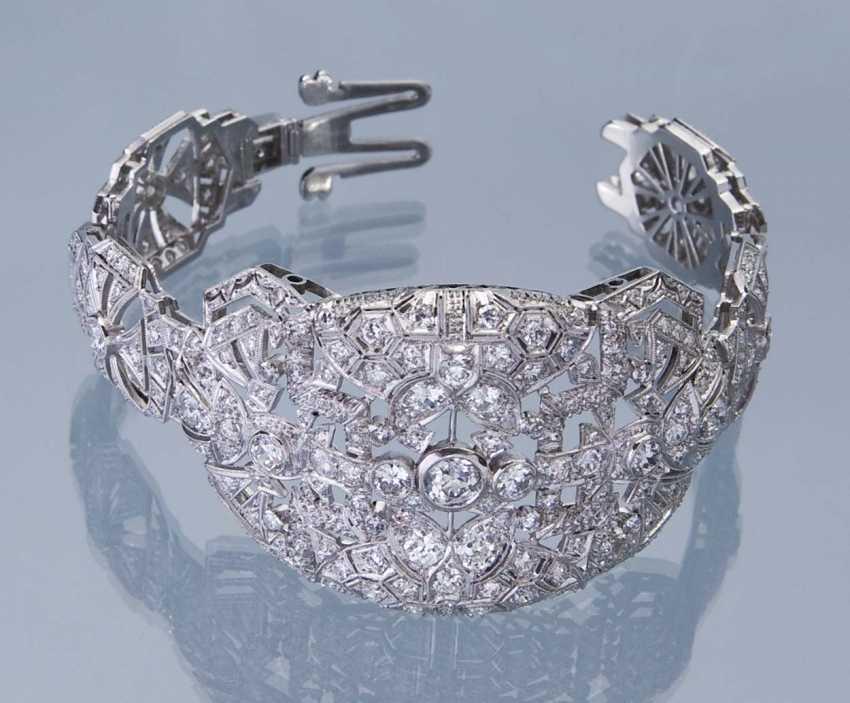 Luxurious Brilliant Bracelet. - photo 2