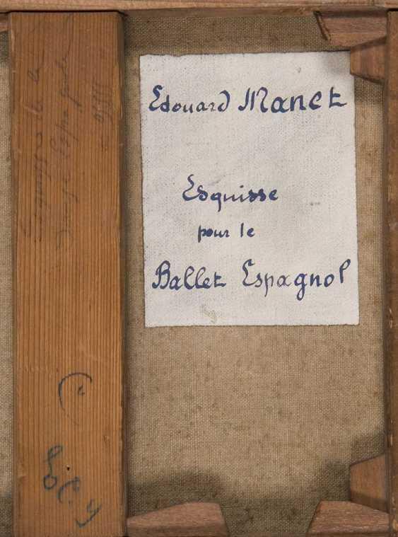 Manet, Edouard attributed. 1832 - Paris- 1883, ibid. - photo 4