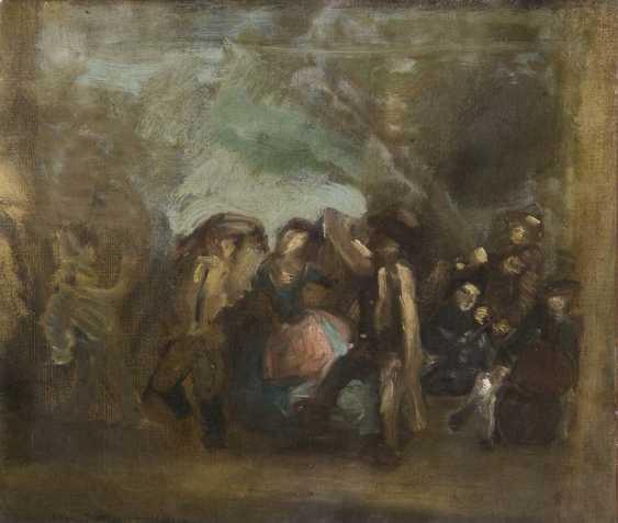 Manet, Edouard attributed. 1832 - Paris- 1883, ibid. - photo 1
