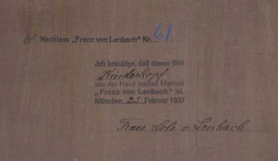 Lenbach, Franz von. In 1836, Schrobenhausen, Germany - 1904 Munich - photo 4