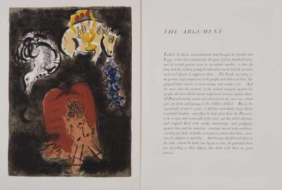 Chagall, Marc. 1887 Witebsk - 1985 Saint-Paul-de-Vence - photo 5