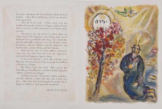 Chagall, Marc. 1887 Witebsk - 1985 Saint-Paul-de-Vence - photo 6
