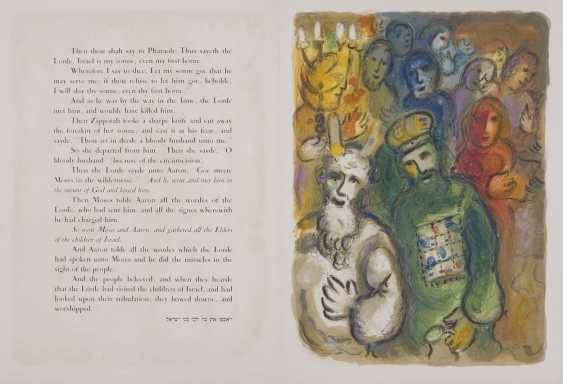 Chagall, Marc. 1887 Witebsk - 1985 Saint-Paul-de-Vence - photo 8